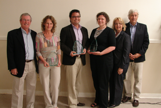 2011 Board Award of Excellence winners