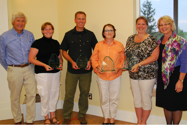 2012 Board Award of Excellence Winners