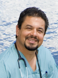 Dr. Hector Roldan, Chief of Surgery