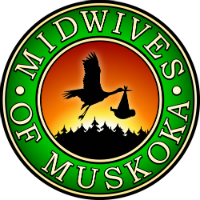 Midwives of Muskoka logo